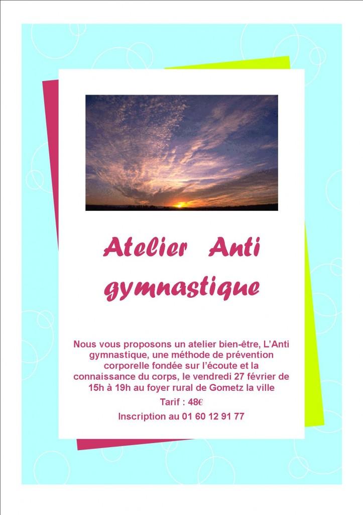 Antigymnastique