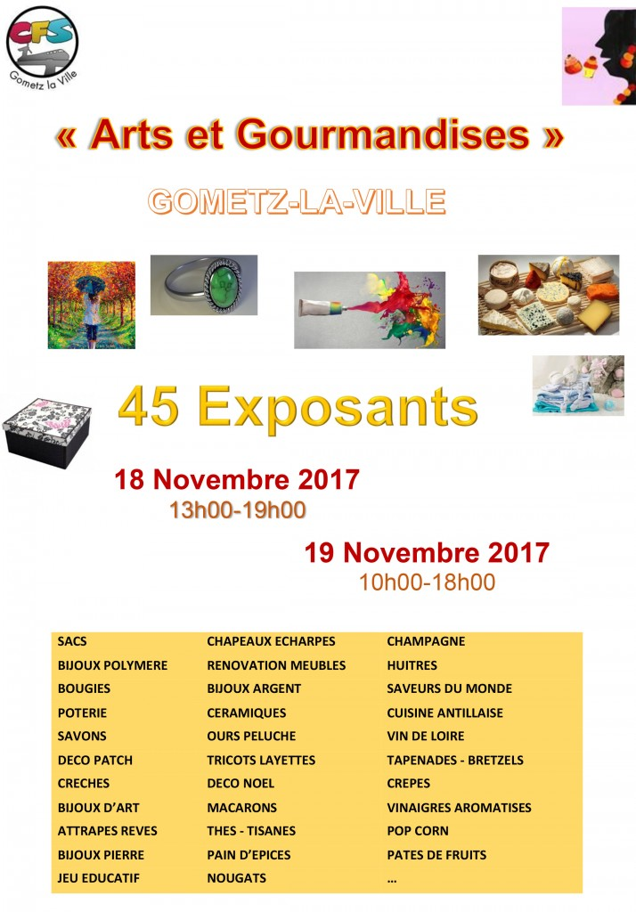 Affiche 2017+ expo